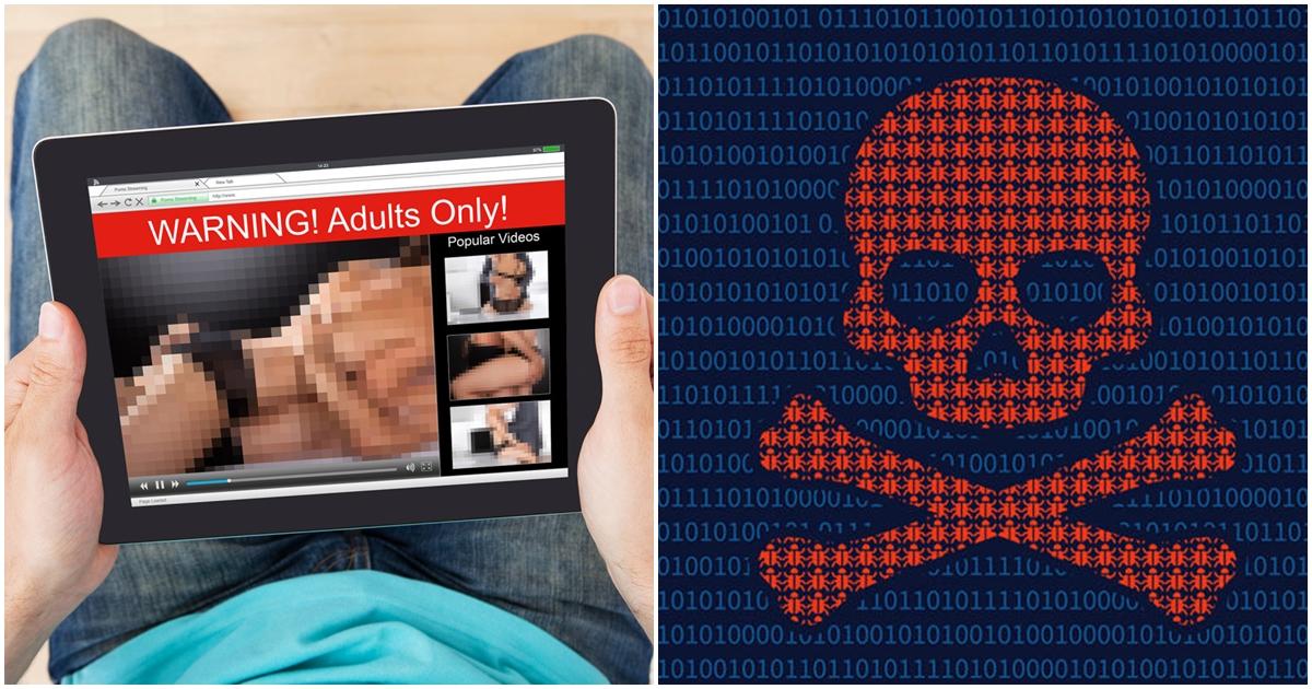 ウイルス Porn hub