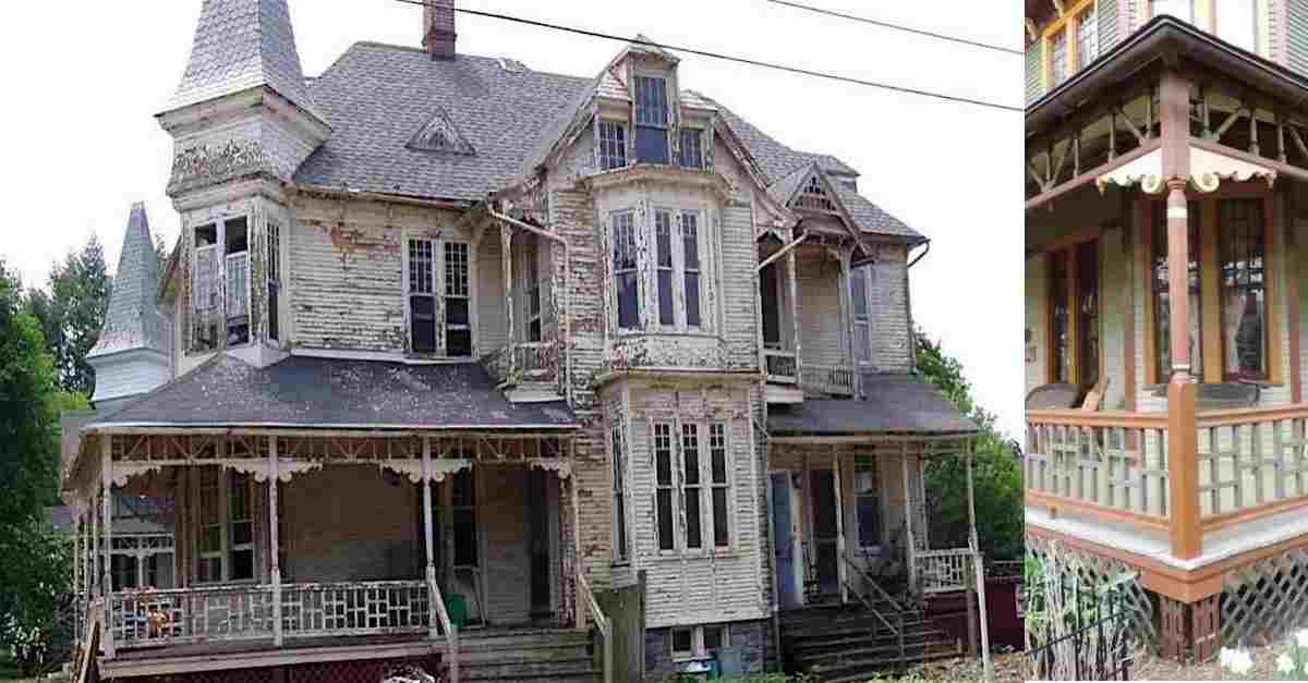 old home makeover.jpg - Old And Abandoned Home Transformed Into A Luxury Villa