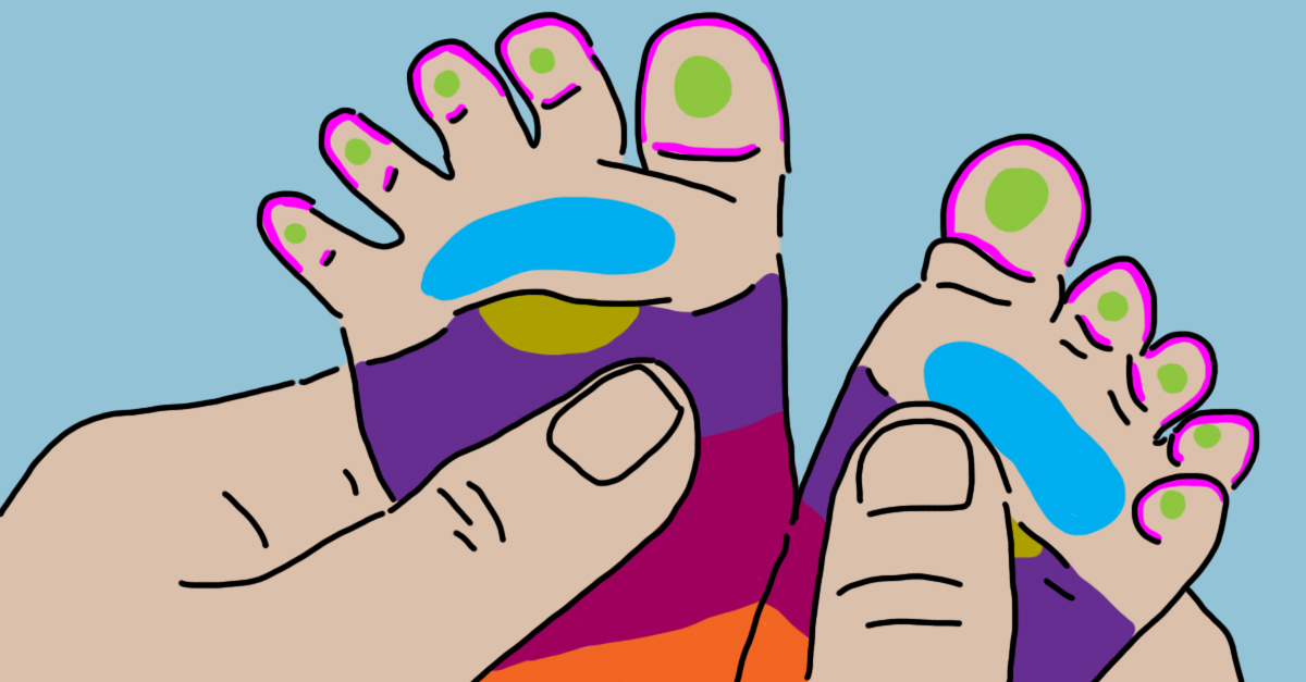 thumb10.jpg - Baby Foot Reflexology: Massaging Parts Of Feet Can Soothe A Fussy Baby In Minutes