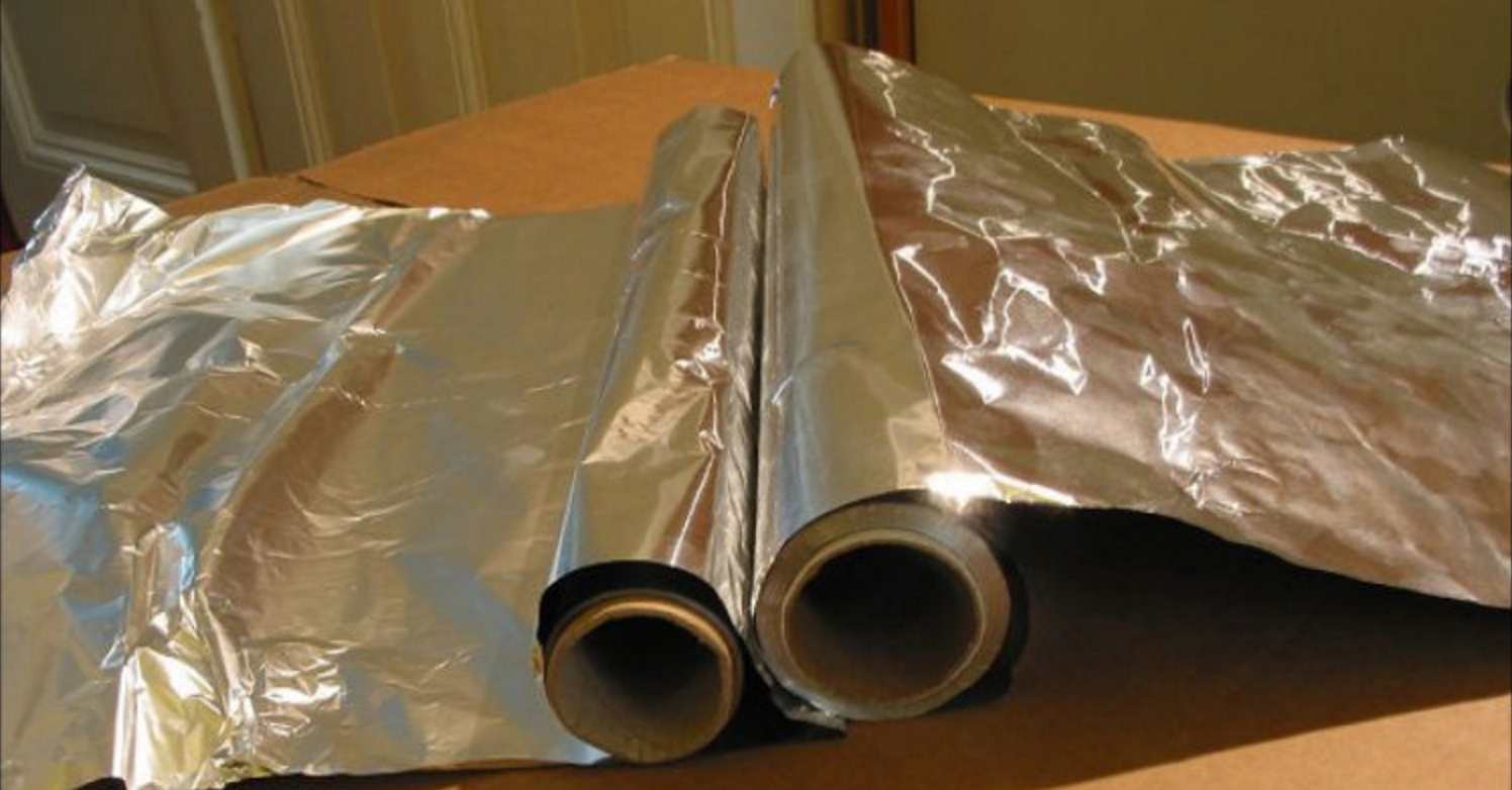 aluminum.png - Doctors' Warning: Stop Using Aluminum Foil NOW Or Face DEADLY CONSEQUENCES!