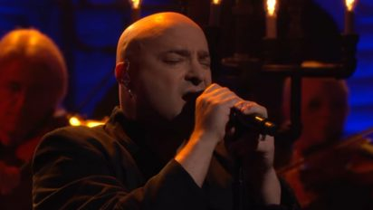 disturbed covers simon and garfunkel 412x232.jpg - Heavy Metal Band Disturbed Made A Cover Of 'The Sound Of Silence'