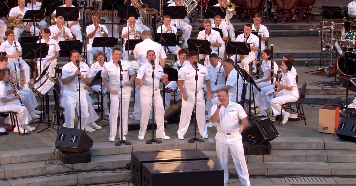 download 5.png - The U.S. Navy Band Performed Classic 'Jersey Boys!' Songs