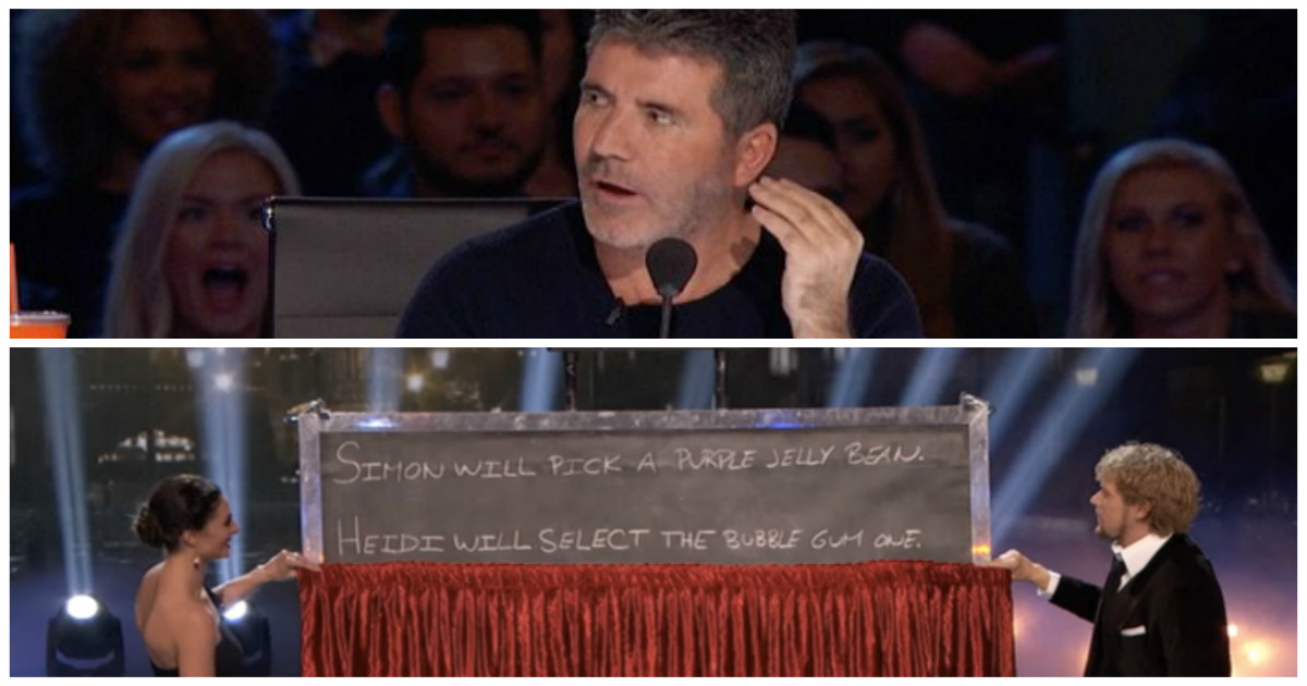 simon clairvoyants.jpg - Professional Mentalists Read Judges' Minds In Their America's Got Talent Performance