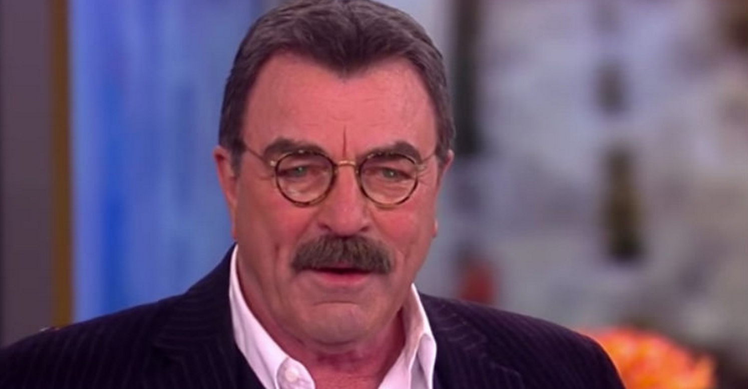 tom selleck.png - Actor Tom Selleck Claimed Jesus Christ Is Responsible For All His Successes In Life