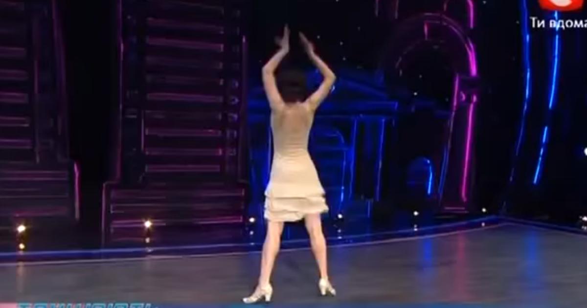 ksenia parkhatskaya chaleston dance.jpg - Woman's Singing Voice Did Not Impress Judges, Then She Showed Her 1920s Dance Moves