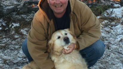 e18489e185b3e1848fe185b3e18485e185b5e186abe18489e185a3e186ba 2017 03 09 3 05 05 pm 412x232.png - 路上の氷坂に倒れた飼い主のそばを20時間守り命を救ったレトリバー