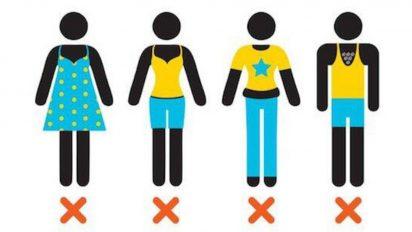 respect and reflect 412x232.jpg - Slut-shaming: Une institutrice interdit à une fille de 7 ans de porter une robe qui montre ses épaules