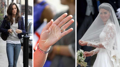 palm reading kate middleton 412x232.png - Kate Middleton's Destiny Was Written On Her Palm All Along - You Can Read Your Destiny With This Guide