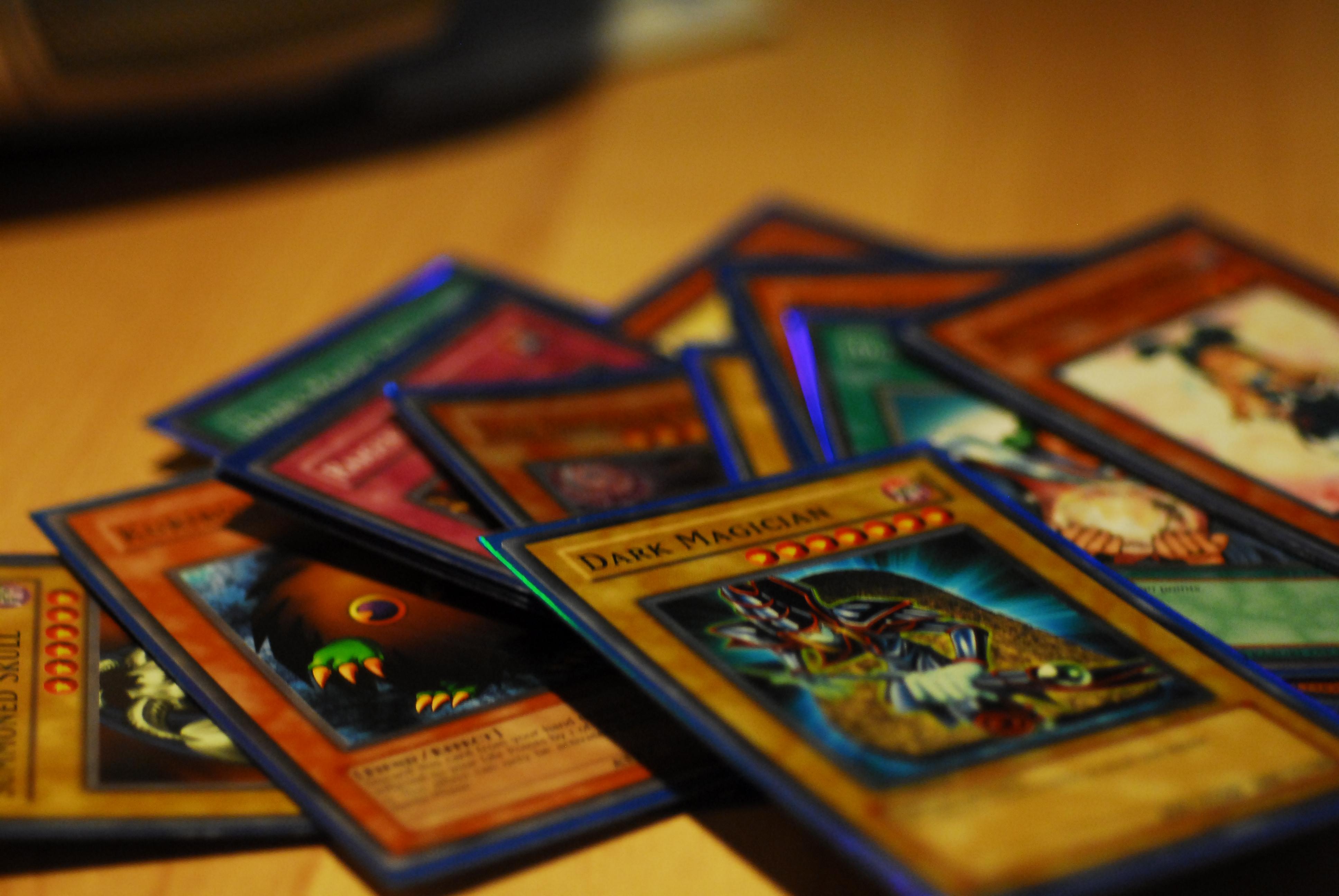some yu gi oh cards.jpg - 遊戯王レアカード特集!最強のレアカードYoutubeまとめ