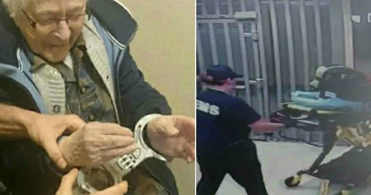 grandma bucket list.jpg - Police Arrested 99-Year-Old Woman But Instead Of Being Upset, She Was Happy
