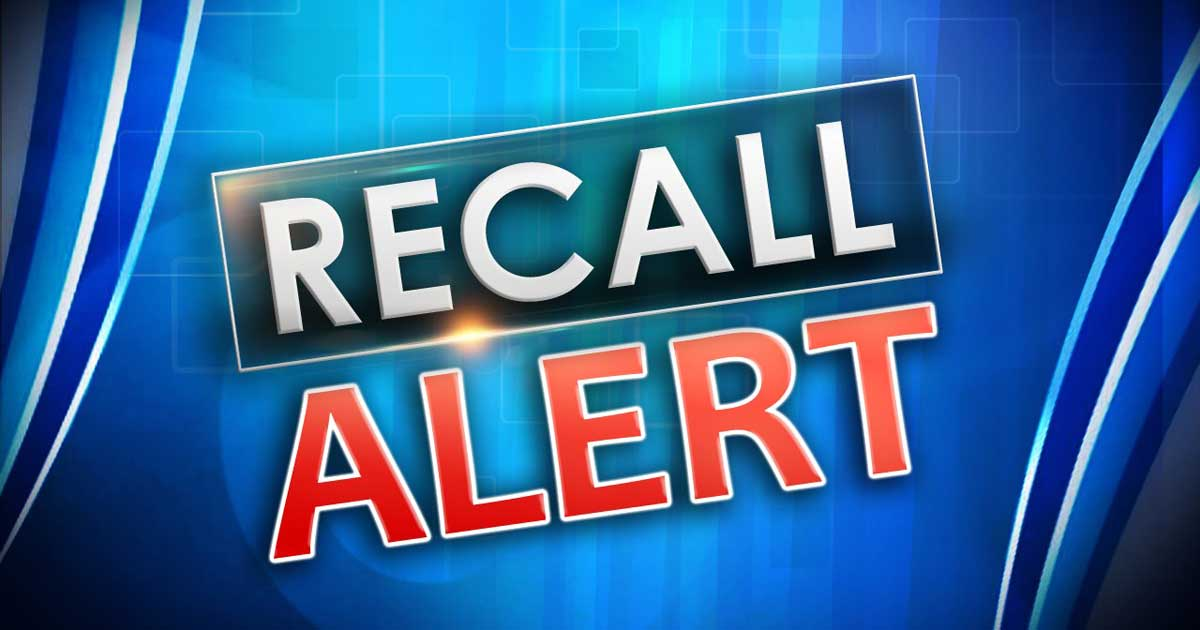 recall alert.jpg - Children's Medicine Recalled Due To Large Amounts Of Potentially Harmful Substance