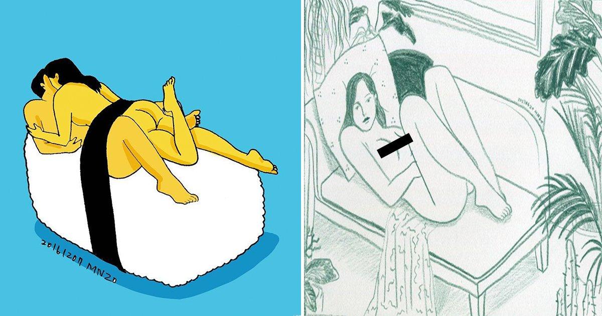 article thumbnail10 1.jpg - '야그림'으로 인기 끌고 있는 한국 일러스트레이터의 작품 (사진)