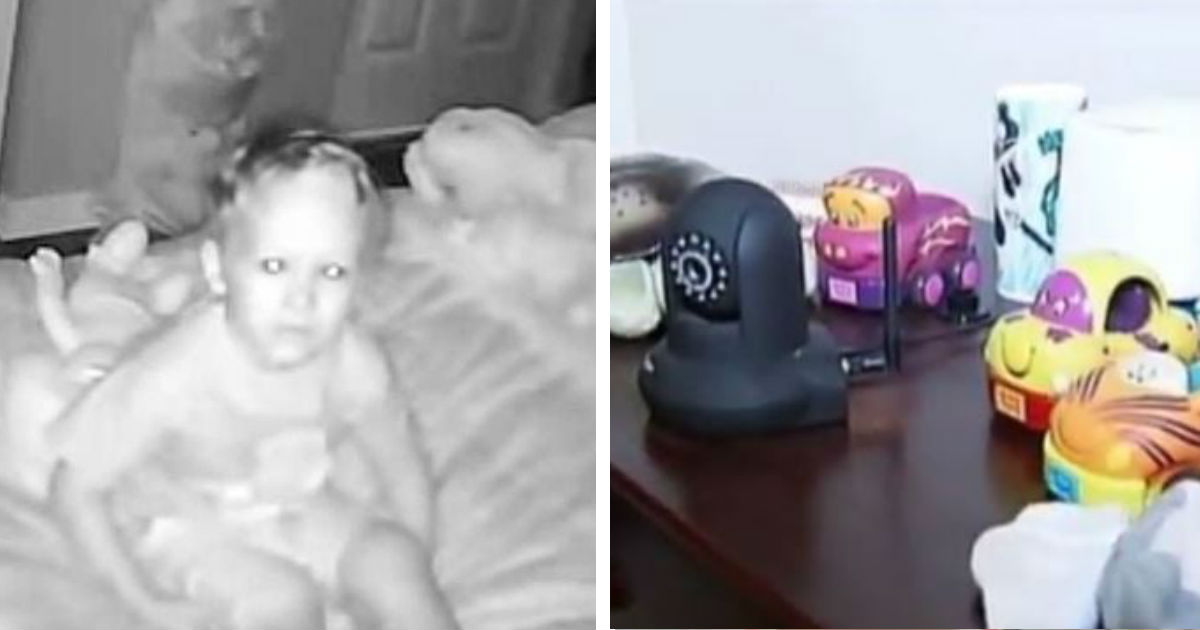 fddsffsasddf.jpg - 3-Year-Old Boy Scared To Sleep Alone After Stranger Hacked Into Baby Monitor And Talked To Him Every Night
