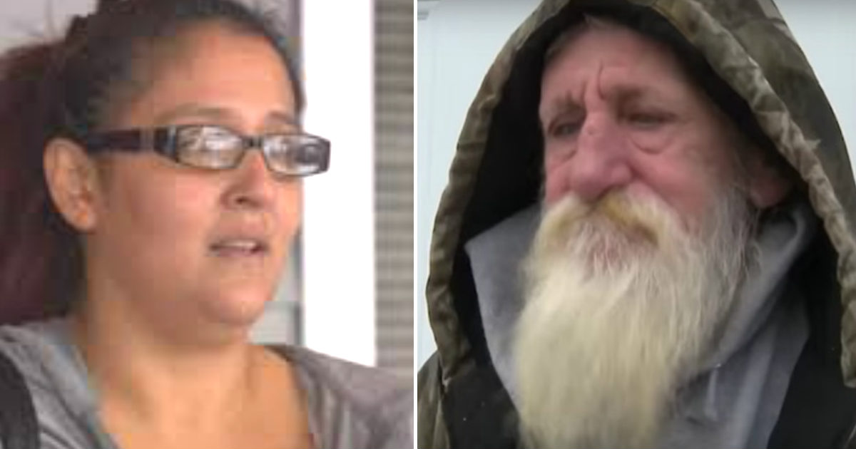 homeless arrested sex offender 1.jpg - Mother Donated Lottery Winnings To Homeless, But Collapsed When Cop Called To Say He Got Arrested