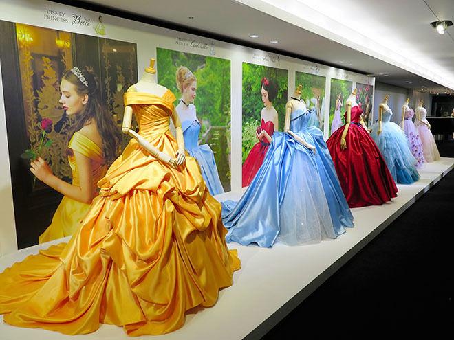 41 3.jpg - A belíssima coleção de vestidos de noiva que foi inspirada nas princesas da Disney