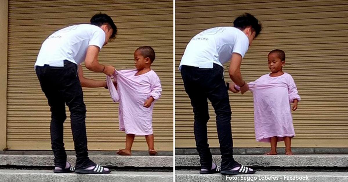 cover 19.png - Encontraron a un pequeño niño desnudo en la calle y su gesto de bondad fue increíble.