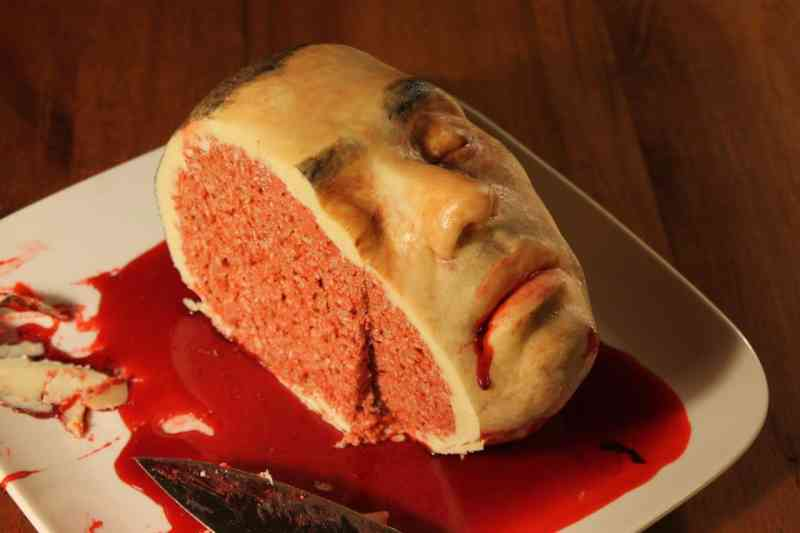 11168.jpg - WARNING: The Most Disgusting Cakes EVER!