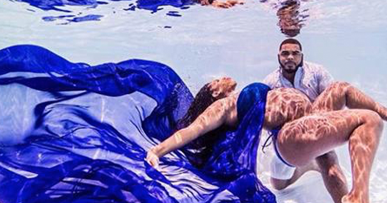 couplematernityshootwentviral.png - This Couple's Extravagant Maternity Shoot Went Viral