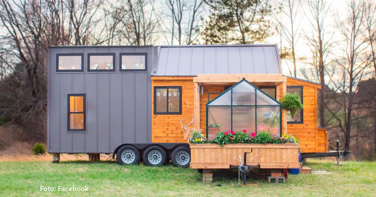 cover 11.jpg - Esta casa es de 30 m2 y encuentras hasta un invernadero dentro de ella - ¡Te encantará su interior!