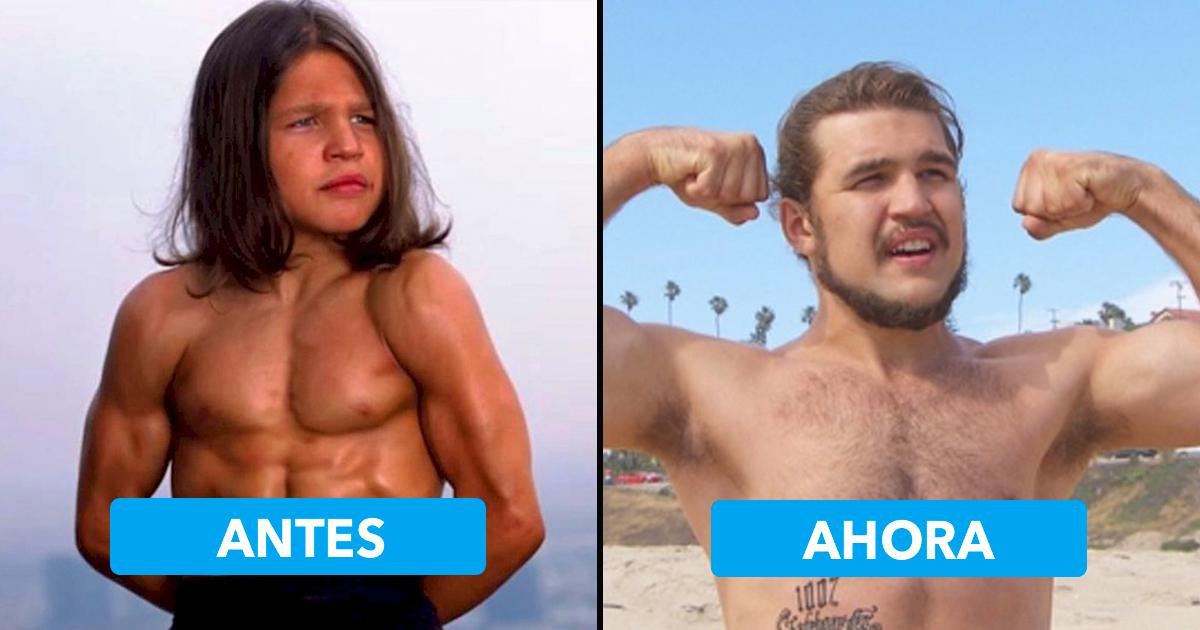 cover3 3.jpg - Se hizo famoso como el niño más musculoso del mundo – Pero mira cómo luce ahora