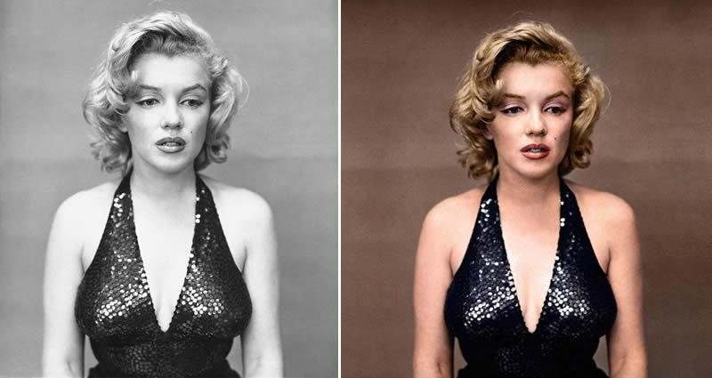 fotos preto e branco coloridas 2.jpg - Fotos históricas recoloridas! Veja a diferença quando se adiciona cores às fotos de antigamente