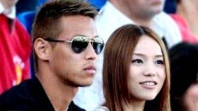 img 5a0d1a8f62568.png - 2018年ロシアW杯の躍進へ!精神的支柱の本田圭佑奥さんとは?