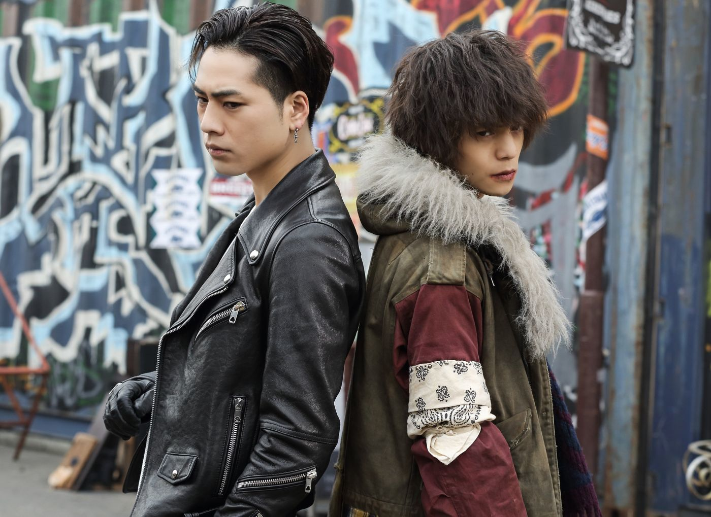 Image result for 窪田正孝 HiGH&LOW THE MOVIE
