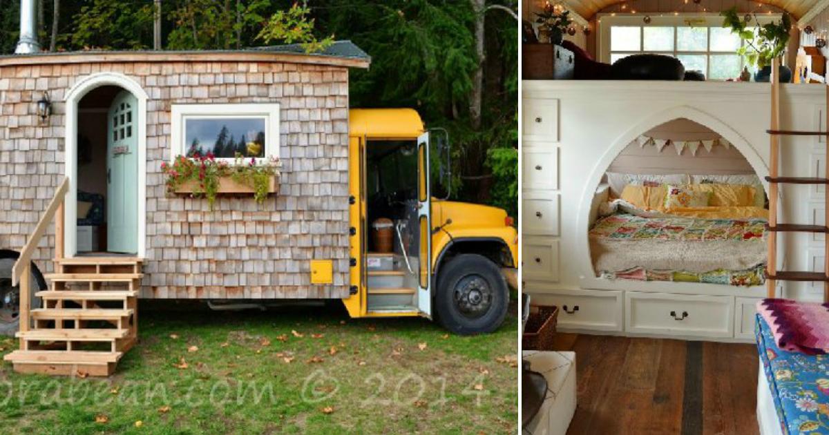 onibus.jpg - Casal transforma ônibus dos anos 80 em uma casa bonita e funcional!