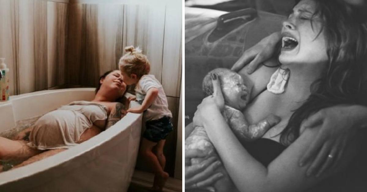 partofin.jpg - 22 fotografias incríveis feitas durante o trabalho de parto