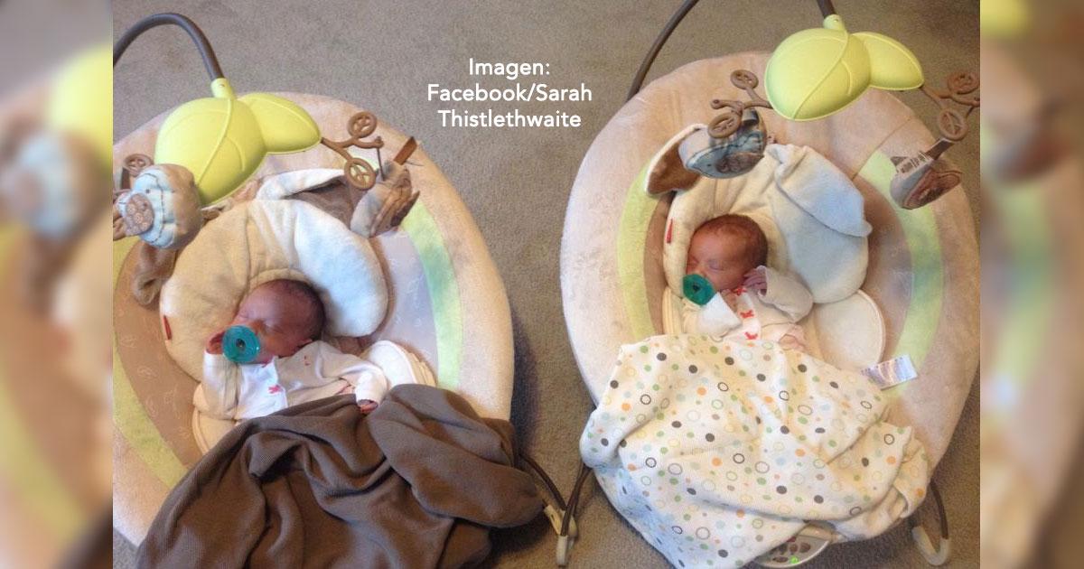 portada 16.jpg - Al nacer estas gemelas dejaron a todos llorando, un hermoso gesto de unión