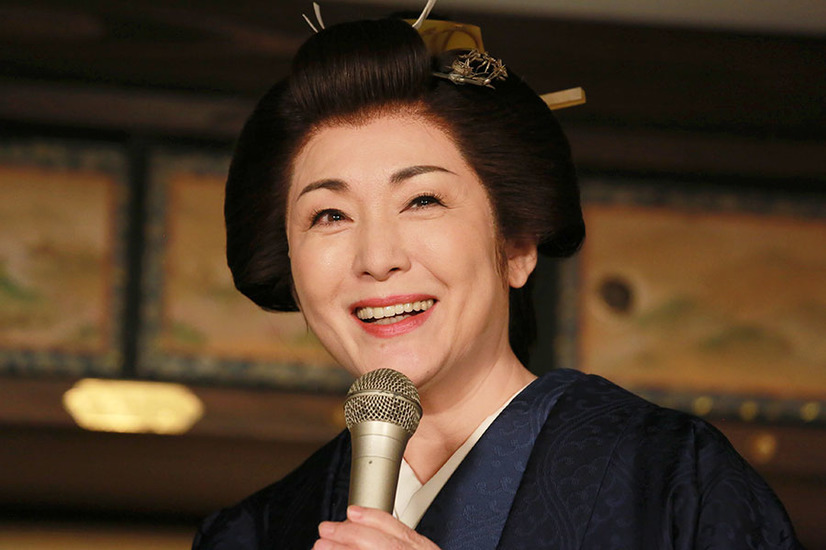 160689.jpg - 松坂慶子の旦那は誰?過去にテレビ出演した二人の娘