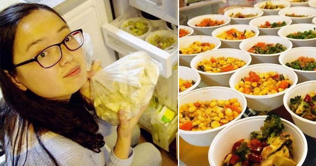 34 9.jpg - 군대가기 전 아내 걱정에 '1년치 음식' 만들고 떠난 남편(+냉장고 내부사진)