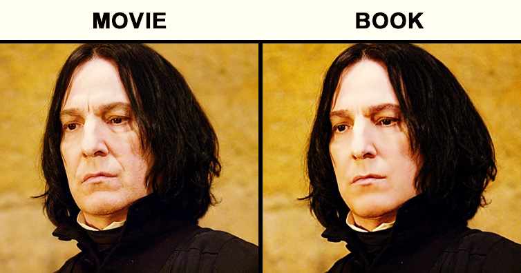 hpfeatured.jpg - Harry Potter Characters: Original Book Version Vs. Movie Version