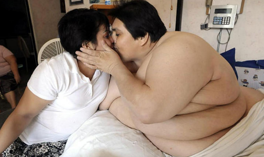 img 5a37c4b5ce240.png - 太ったからって?...550kgの体重を克服した本当の愛