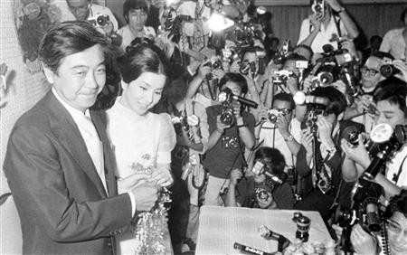 img 5a4637e52c4e3.png - 大女優「吉永小百合」の旦那・岡田太郎に謎の死亡説!?