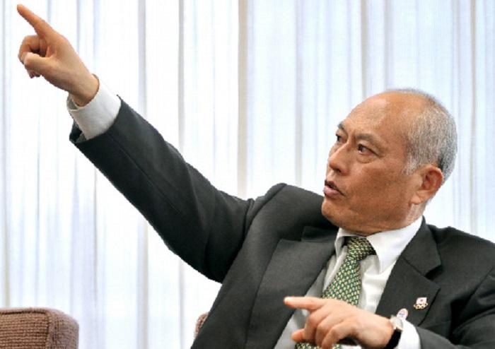 img 5a48f4569cf19.png - 東京都知事を務めた舛添要一はどのような人なのか