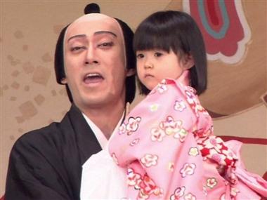 snapcrab noname 2016 10 7 18 17 56 no 00.jpg - 市川海老蔵の娘、顔の画像が出ていないのはなぜ?