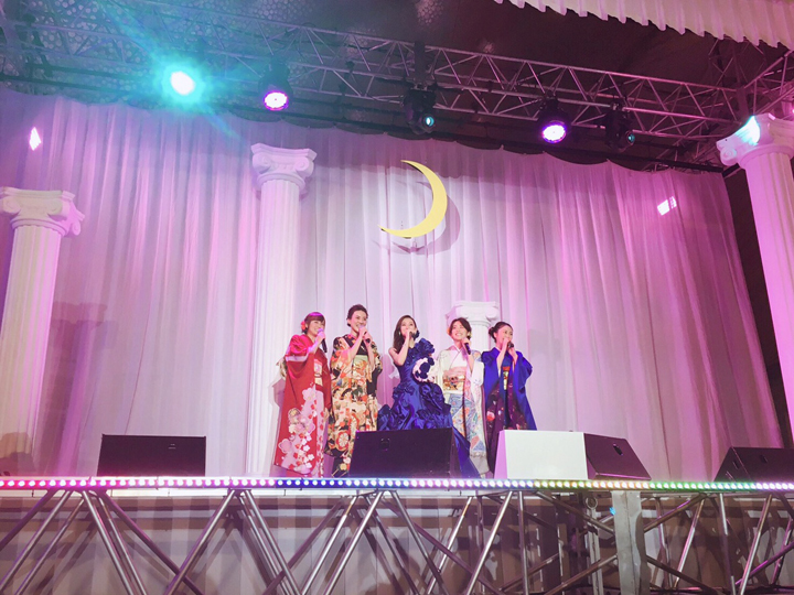 4 224.jpg - 北川景子の演じたセーラーマーズが結婚披露宴で復活!