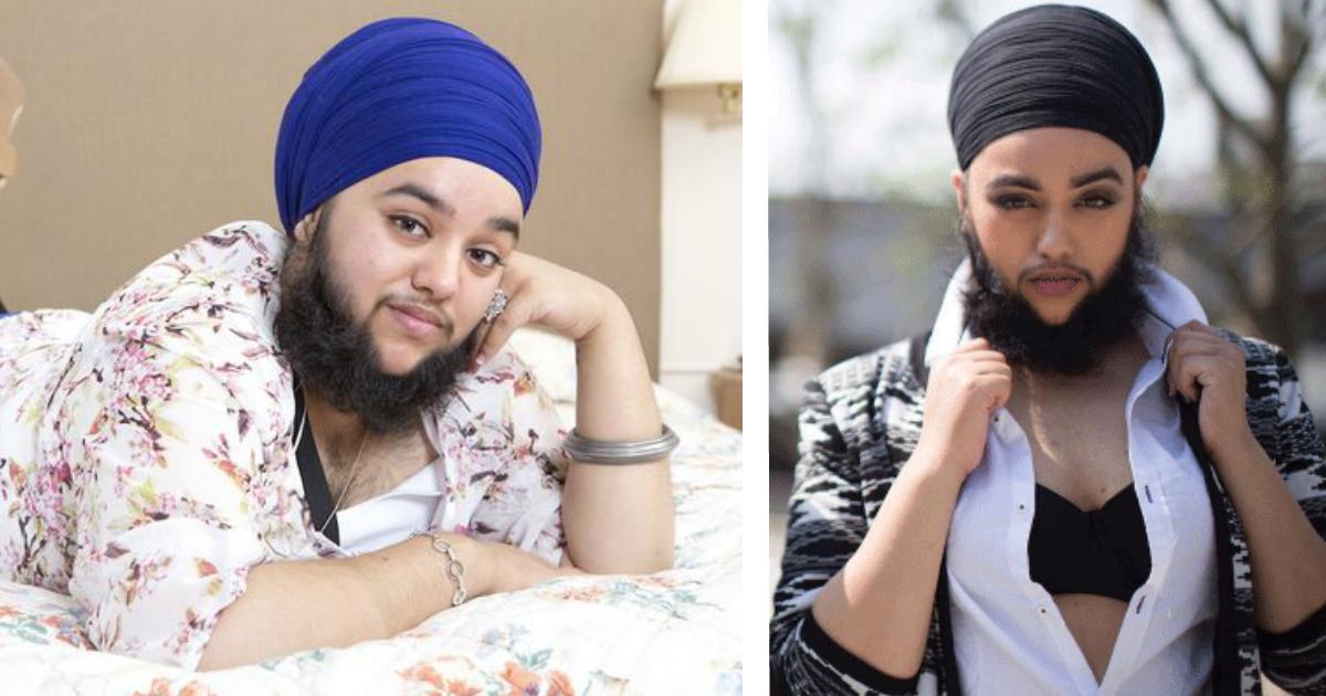 beard.jpg - Barba não é mais apenas coisa de homem! Conheça as mulheres que estão assumindo seus pelos faciais