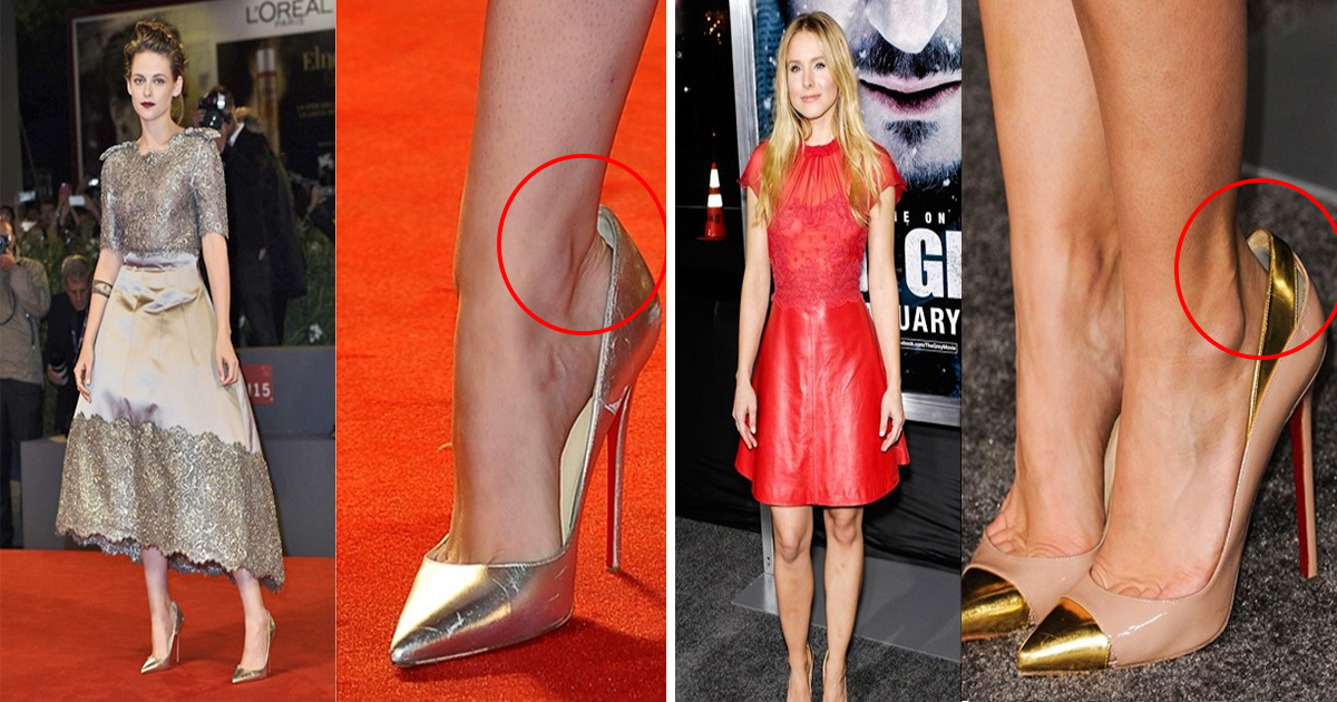 ec8db8eb84ac1 3.jpg - Celebrity Style Tricks - The Reason Celebs' Red-Carpet Shoes Are Always Too Big For them