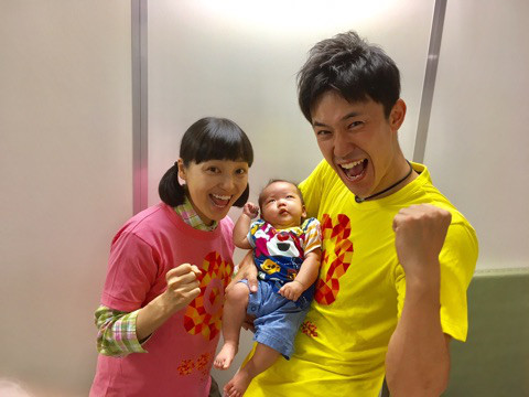img 5a4e69ef45b32.png - 金田朋子が出産!森渉のイクメンエピソード