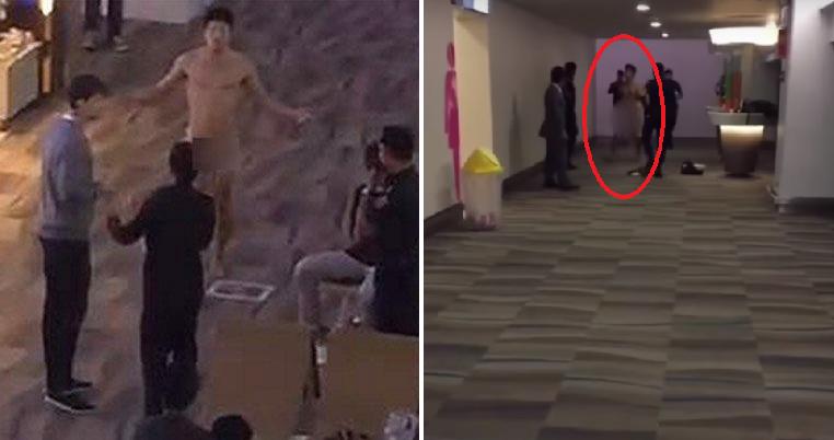 img 5a58246aa0fcb.png - タイの空港で裸で人々の顔にXを投げる男性