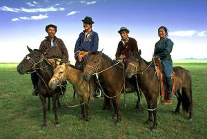 Image result for モンゴル帝国の遊牧民