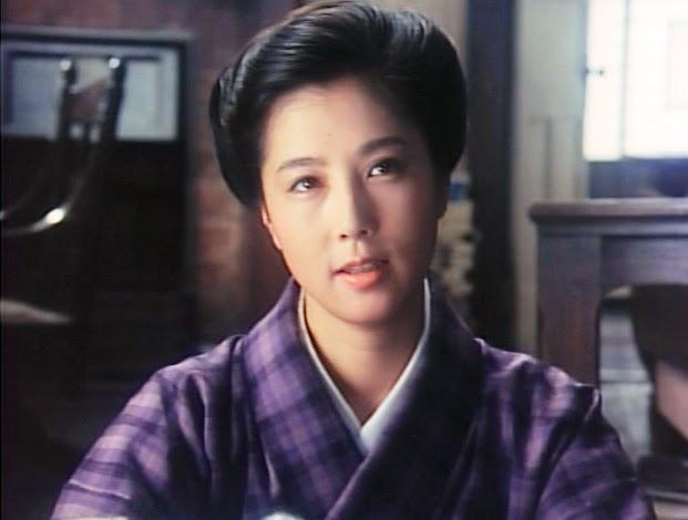 Image result for 大原麗子