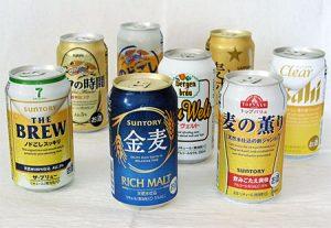 ビールと第三と発泡酒에 대한 이미지 검색결과
