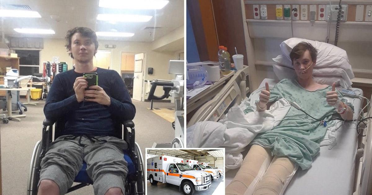 1ec8db8eb84ac 9.jpg - Homem sofre amputação após passar uma noite com meias molhadas em seu carro, em vez de pagar por um motel