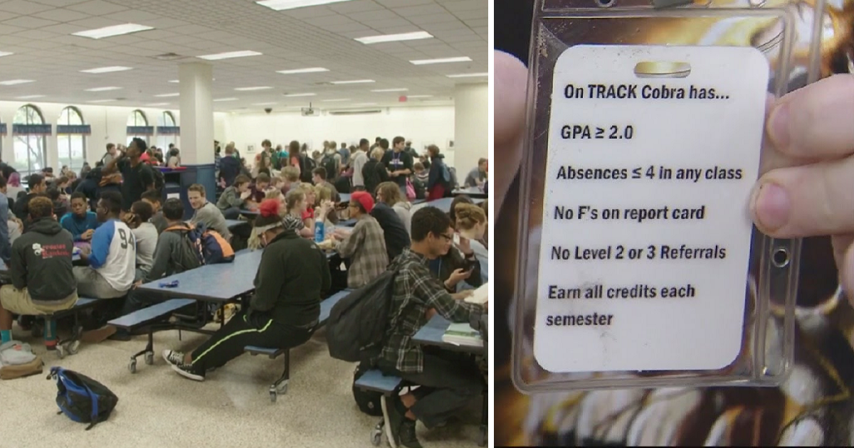 4tgdfh.png - School Started Segregating Their Students In Cafeteria Based On Their Grades
