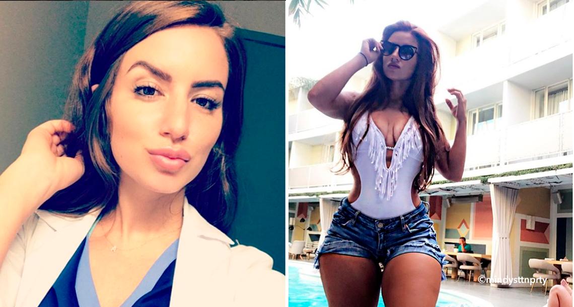 cover 4docs.png - Ela é considerada a médica mais sexy do mundo e está deixando todo mundo boquiaberto