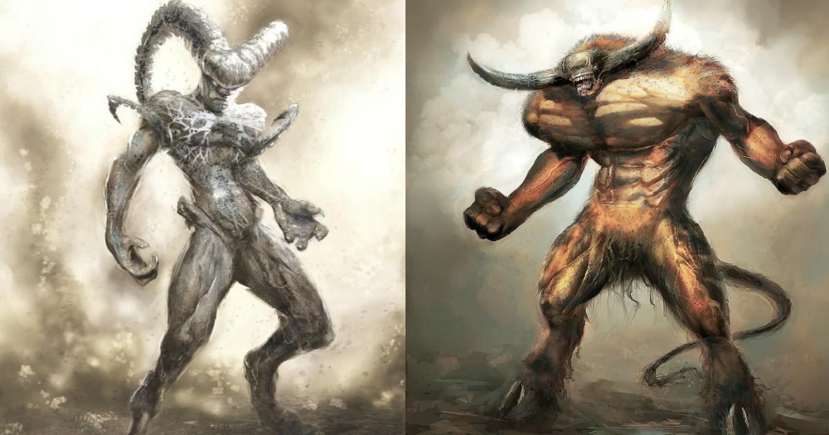 monsterzodiac.jpg - Le côté obscur en chacun de nous à travers les 12 signes du zodiaque