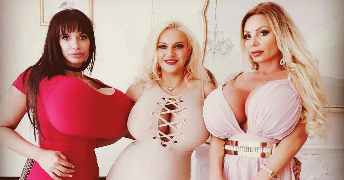 1111 10.jpg - Essas mulheres sonhavam em ter seios enormes e conseguiram... Mas, agora querem aumentá-los ainda mais!
